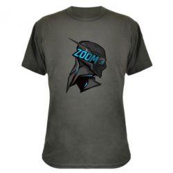 Камуфляжная футболка Zoom - FatLine