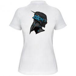 Женская футболка поло Zoom - FatLine