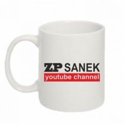Купить Кружка 320ml ZP Sanek youtube channel, FatLine