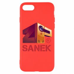 Чехол для iPhone 7 ZPSanek Logo - FatLine