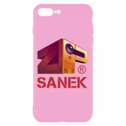 Чехол для iPhone 7 Plus ZPSanek Logo - FatLine