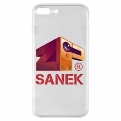 Чехол для iPhone 8 Plus ZPSanek Logo - FatLine