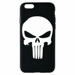 Чохол для iPhone 6/6S Зубастий череп
