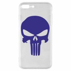 Чохол для iPhone 7 Plus Зубастий череп