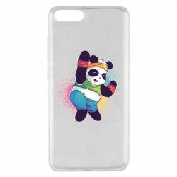 Чохол для Xiaomi Mi Note 3 Zumba Panda