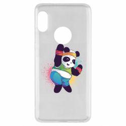 Чохол для Xiaomi Redmi Note 5 Zumba Panda