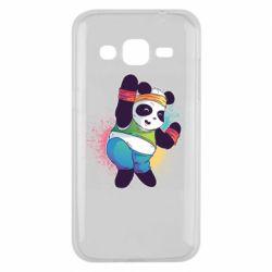 Чохол для Samsung J2 2015 Zumba Panda