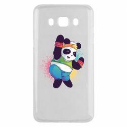 Чохол для Samsung J5 2016 Zumba Panda