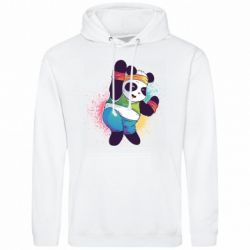 Чоловіча толстовка Zumba Panda