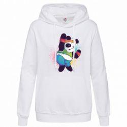 Толстовка жіноча Zumba Panda