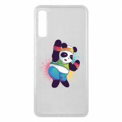 Чохол для Samsung A7 2018 Zumba Panda