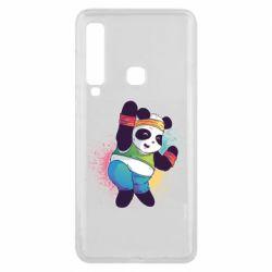 Чохол для Samsung A9 2018 Zumba Panda