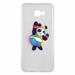 Чохол для Samsung J4 Plus 2018 Zumba Panda