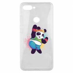 Чохол для Xiaomi Mi8 Lite Zumba Panda