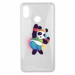 Чохол для Xiaomi Mi Max 3 Zumba Panda