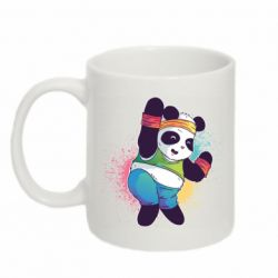 Кружка 320ml Zumba Panda