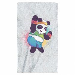 Рушник Zumba Panda