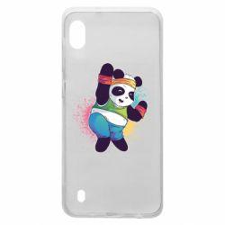 Чохол для Samsung A10 Zumba Panda
