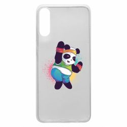 Чохол для Samsung A70 Zumba Panda