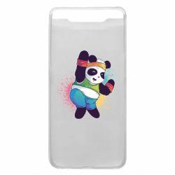 Чохол для Samsung A80 Zumba Panda