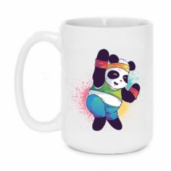 Кружка 420ml Zumba Panda