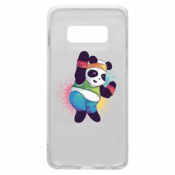 Чохол для Samsung S10e Zumba Panda