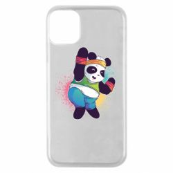 Чохол для iPhone 11 Pro Zumba Panda