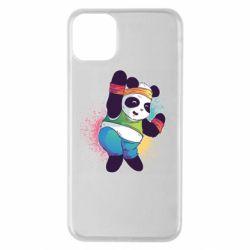 Чохол для iPhone 11 Pro Max Zumba Panda