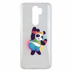 Чохол для Xiaomi Redmi Note 8 Pro Zumba Panda