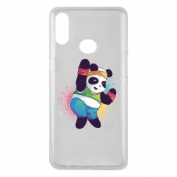Чохол для Samsung A10s Zumba Panda