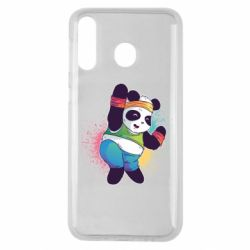 Чохол для Samsung M30 Zumba Panda