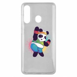 Чохол для Samsung M40 Zumba Panda