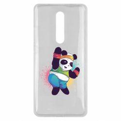 Чохол для Xiaomi Mi9T Zumba Panda