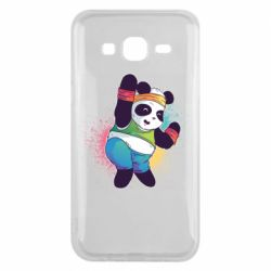 Чохол для Samsung J5 2015 Zumba Panda