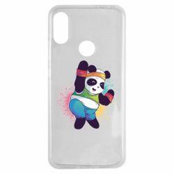 Чохол для Xiaomi Redmi Note 7 Zumba Panda