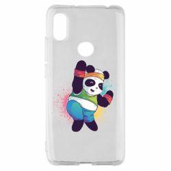 Чохол для Xiaomi Redmi S2 Zumba Panda