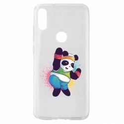 Чохол для Xiaomi Mi Play Zumba Panda