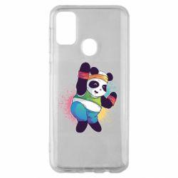 Чохол для Samsung M30s Zumba Panda