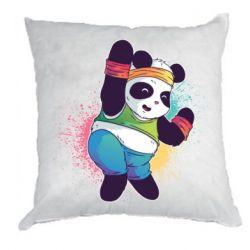 Подушка Zumba Panda