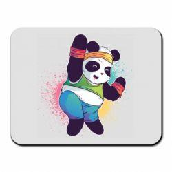 Килимок для миші Zumba Panda