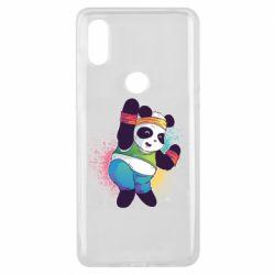 Чохол для Xiaomi Mi Mix 3 Zumba Panda