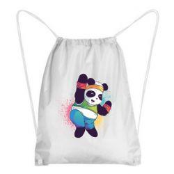 Рюкзак-мішок Zumba Panda