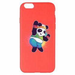 Чохол для iPhone 6 Plus/6S Plus Zumba Panda