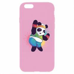 Чохол для iPhone 6/6S Zumba Panda