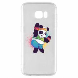 Чохол для Samsung S7 EDGE Zumba Panda