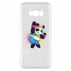 Чохол для Samsung S8 Zumba Panda