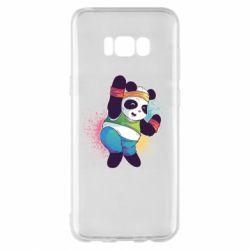 Чохол для Samsung S8+ Zumba Panda