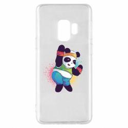 Чохол для Samsung S9 Zumba Panda