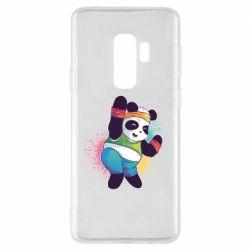 Чохол для Samsung S9+ Zumba Panda