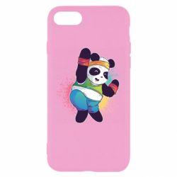 Чохол для iPhone 8 Zumba Panda